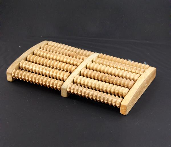 Wooden Slim Leg Massager