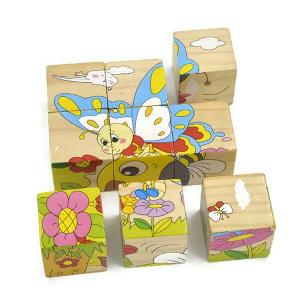 Wooden Toy Toys Puzzle Blocks For C End 5 18 2021 12 00 Am