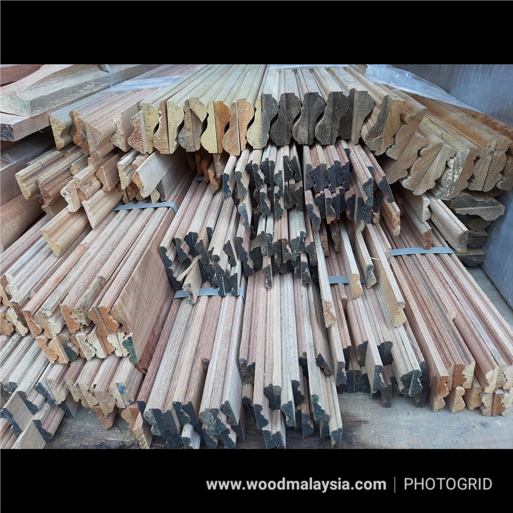 Woodmalaysia Solid Wooden Nyatoh Wai (end 5/7/2020 11:15 PM