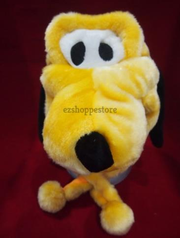 'Woof-Woof' Adventure Indoor/ Outdoor With Your Funny Doggy Cap