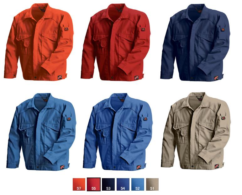 Work Jacket Red Wing Temperate Non FR Cotton 62040