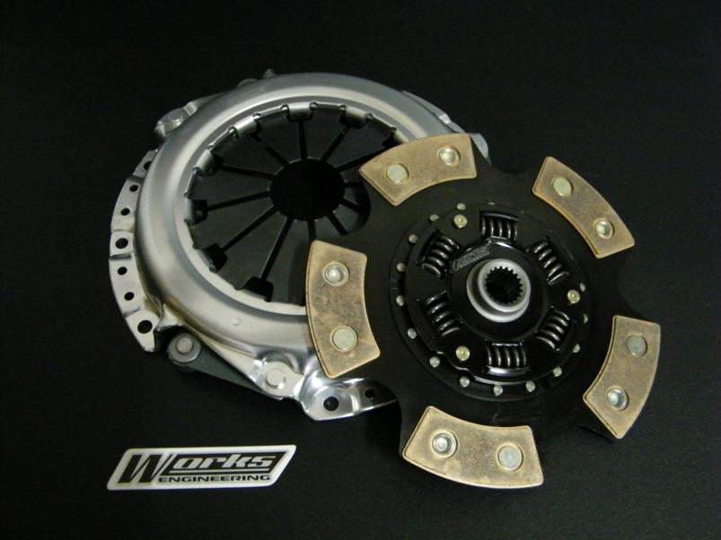 WORKS ENGINEERING PRO 400 RACING CLUTCH SUZUKI SWIFT SPORT 1.6 (M16A)