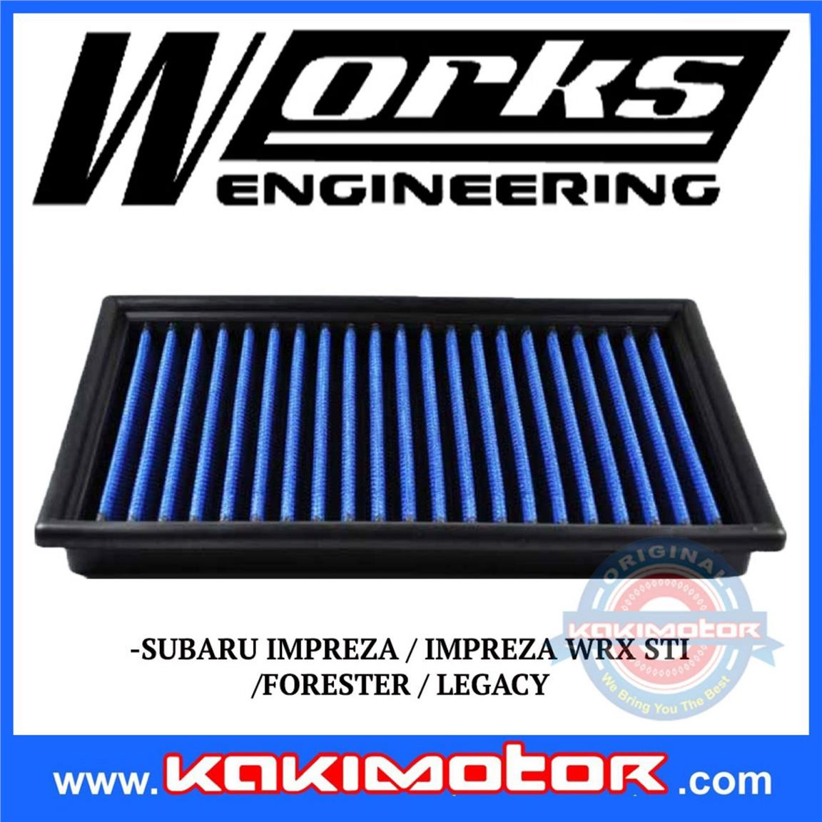 Works Engineering-Subaru Impreza/ Impreza WRX STI / Forester / Legacy