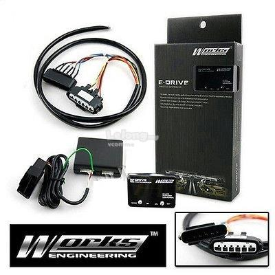 WORKS ENGINEERING Throttle Controller (E-DRIVE) Mazda 2/Mazda 3