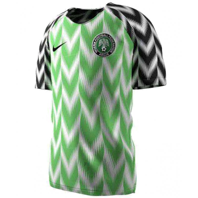 c44058e0d World Cup 2018 Nigeria Home Jersey ( (end 8 12 2018 3 15 PM)