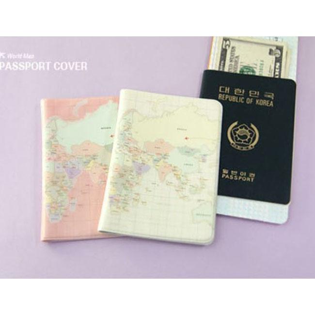 World Map Passport Holder.World Map Passport Cover Travel Cas End 3 14 2021 12 00 Am