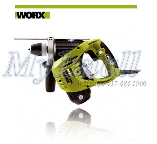WORX Intruder WT101KE 600W REVOLVER DRILL with 10mm keyless chuck