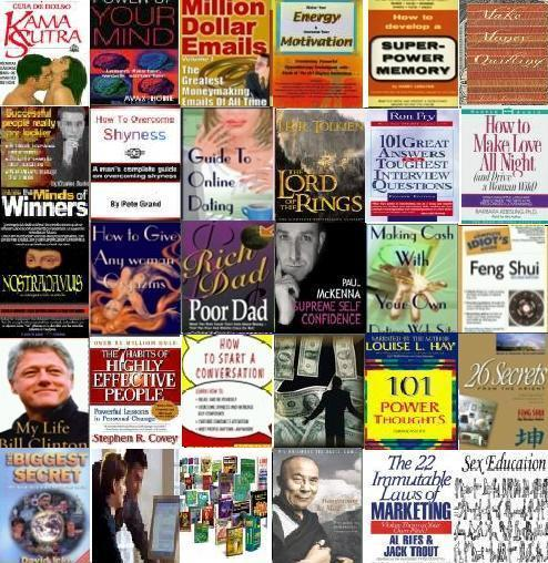 WOW!Over 7000++ Full e-Books +34 Audiobooks+Amazing BONUS |Now in DVD!