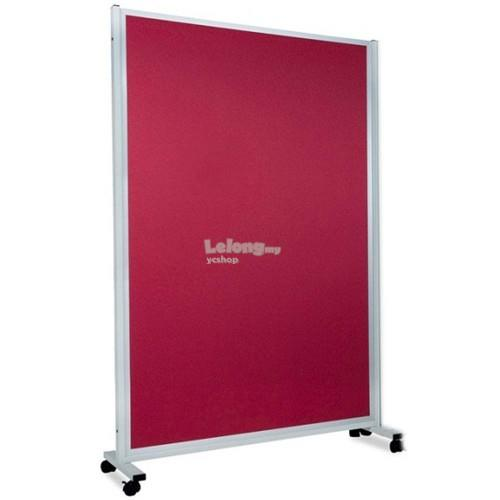 WP-MP45-FA1 MOBILE PANELS 124 x 180 x 43CM - RED (G05-186)