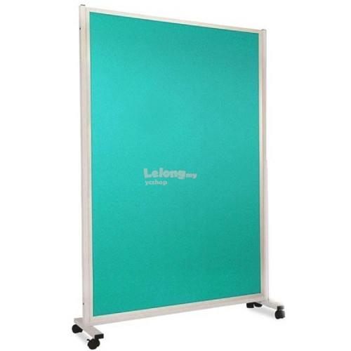 WP-MP46-FA3 MOBILE PANELS 124 x 210 x 43CM - Green (G05-195)