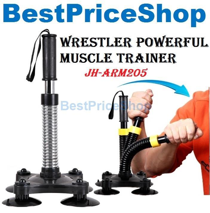 Wrestler Arm Trainer Power Muscle Wrist Wrench Training Twister JH-ARM