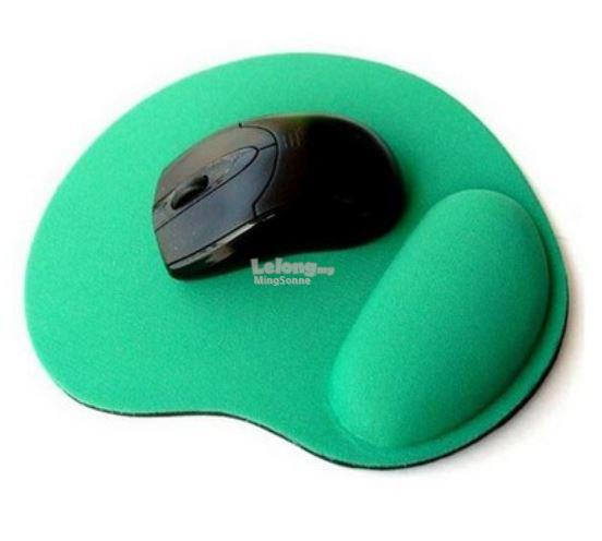 Wrist Comfort Mouse Pad Mice Support Pad Computer PC and Laptop (Thin)