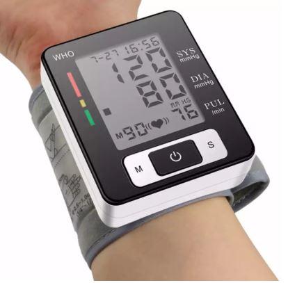 Electronic Blood Pressure Cuff >> Wrist Cuff Electronic Blood Pressur End 4 16 2021 12 00 Am