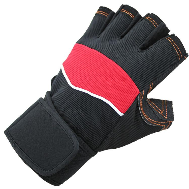 Wrist Protected Gym/Workout Glove