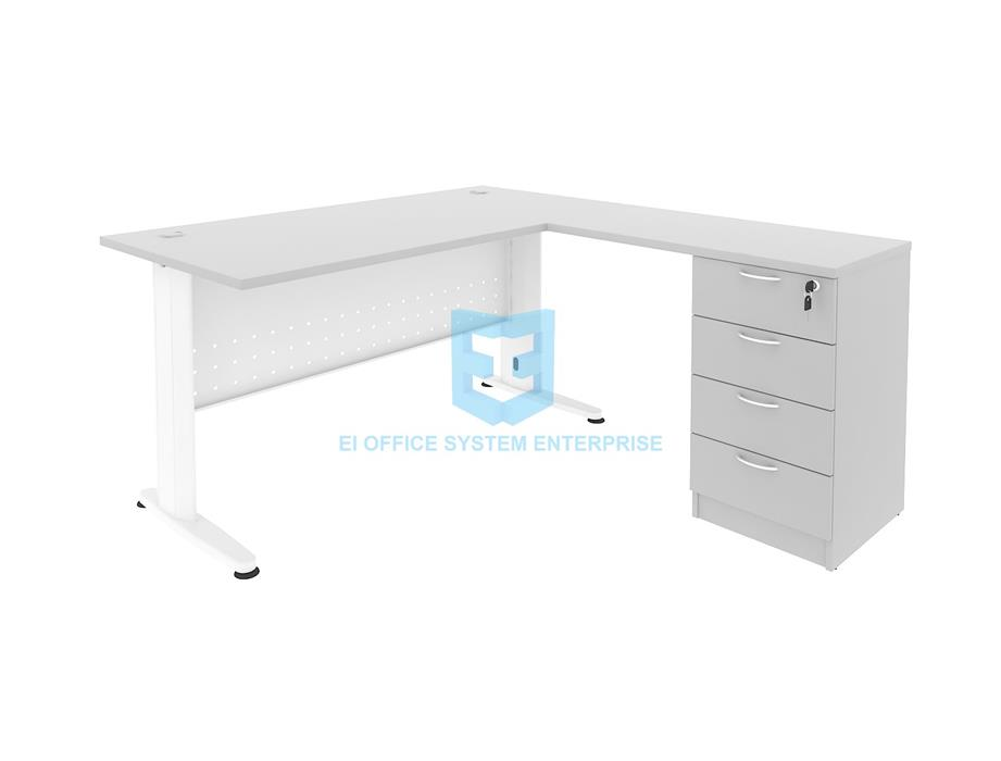 Writing Table/ Office Table/ Pedestal/ Cabinet 4