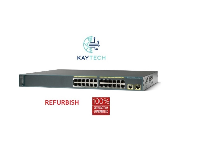 WS-C3850-24T-S Cisco Catalyst 3850-24T-S Switch