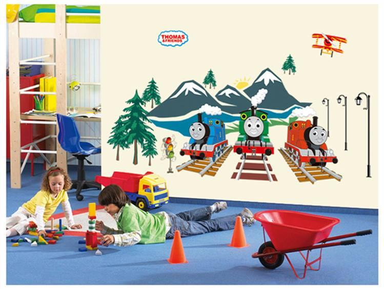 Superior WS0125 THOMAS U0026 FRIENDS WALL STICKER Part 5