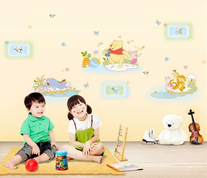 Ws0209 Winnie The Pooh Friends Wal End 9282019 915 Am