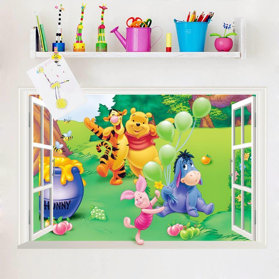 Ws0347 Winnie The Pooh Friends Wa End 1122019 1115 Am