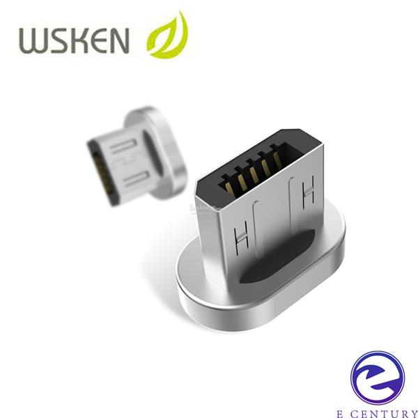 WSKEN Mini2 Magnetic Apple Lightning / Micro USB Connector