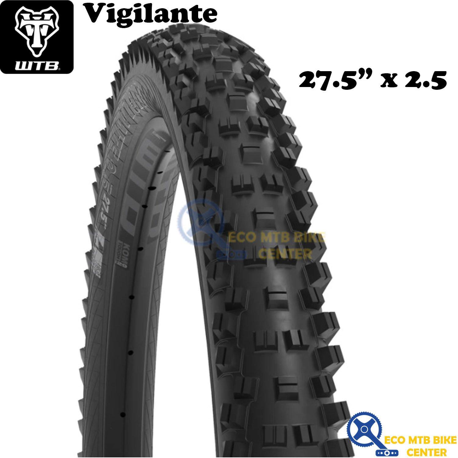 "WTB Vigilante 27.5""/29"" Tyres - TCS Light/High Grip + Slash Guard"