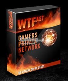 WTF VPN GPN WTFast Way Too Fast 2-month premium license code key