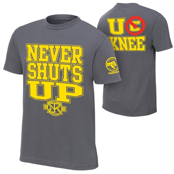 WWE Seth Rollins U Can't C Knee T Shirt