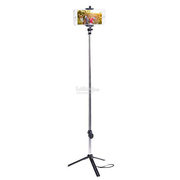 WXY2017 Portable Universal Extendable Selfie Stick Tripod With Remote