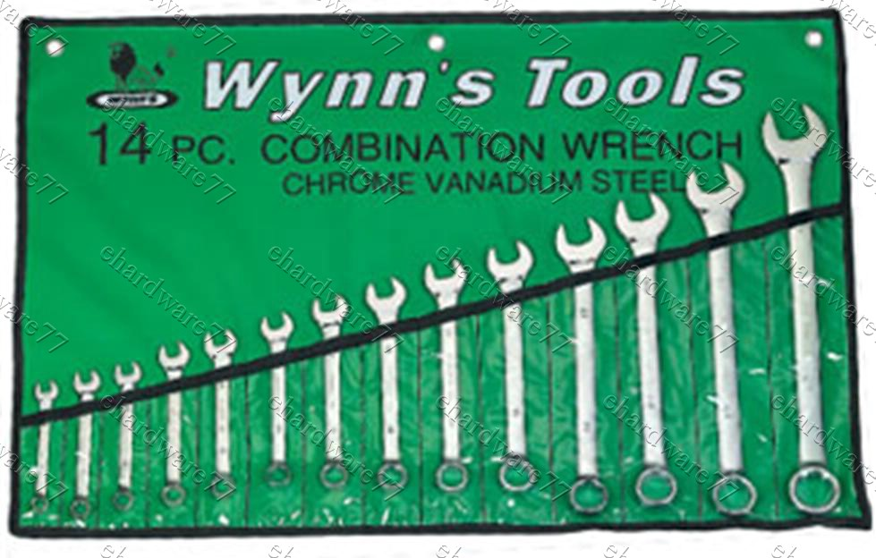 Wynns Combination Wrench Set (W0327OS) (Open Stock)