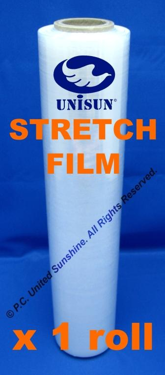 x 1 ROLL STRETCH FILM 500mm Thin Core ONLINE PROMO Plastic Packaging