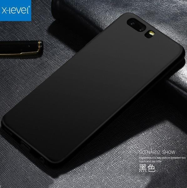 huawei x. x-level guardian ultra thin huawei p10 frosted case cover x