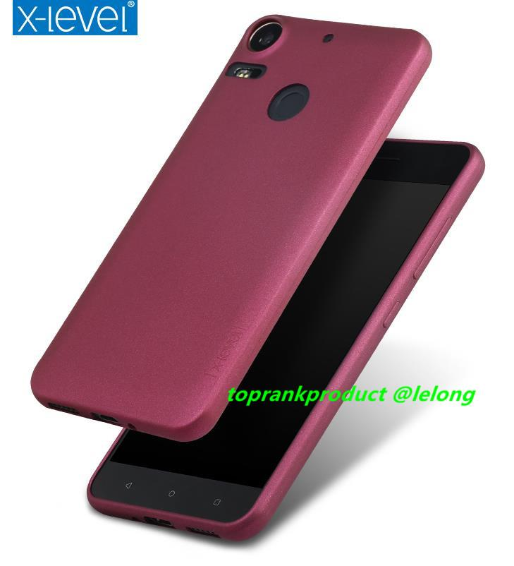 X-Level HTC Desire 10 Pro Ultra Thin Matte Silicone Case Cover Casing