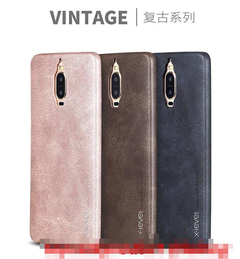X-Level Huawei Mate 9 / Pro Vintage Leather Case Cover Casing