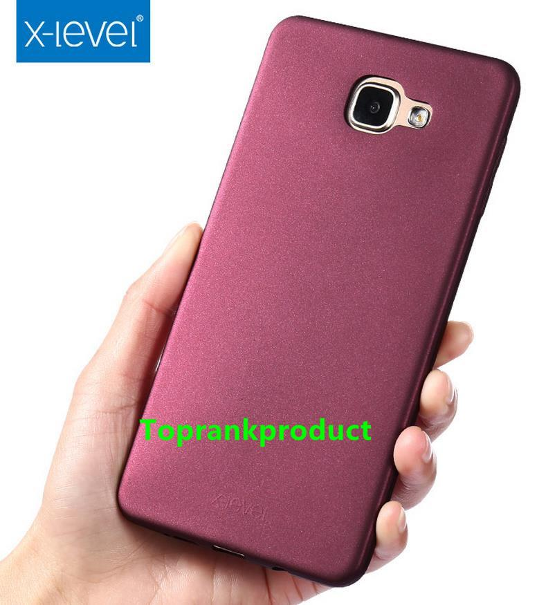X-Level Samsung Galaxy A9 / Pro Ultra Thin SIlicone Case Cover Casing