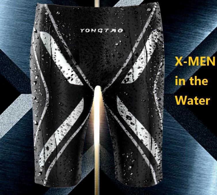 X-Men in the Water Men Swim Trunk 9103 seluar renang