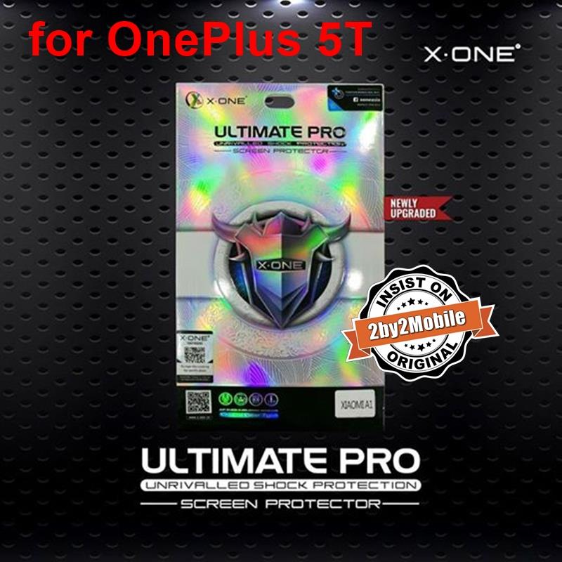 X-One Ultimate Pro Screen Protector for Oneplus 5T