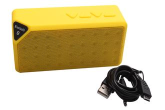 X3 Jambox Style Bluetooth Speaker USB PORT+FM (SP46)