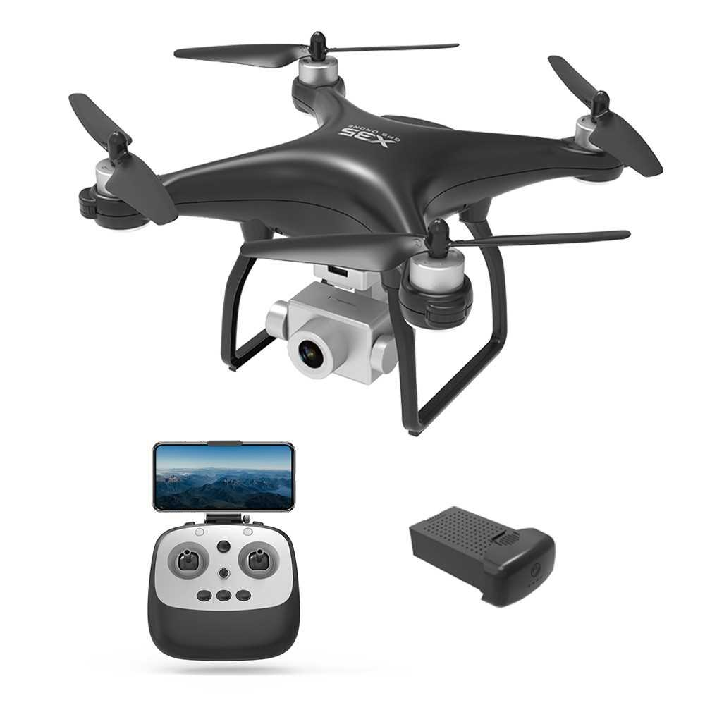 X35 RC Drone with Camera 1080P Camera 5G Wifi Brushless Drone 26min Flight Tim