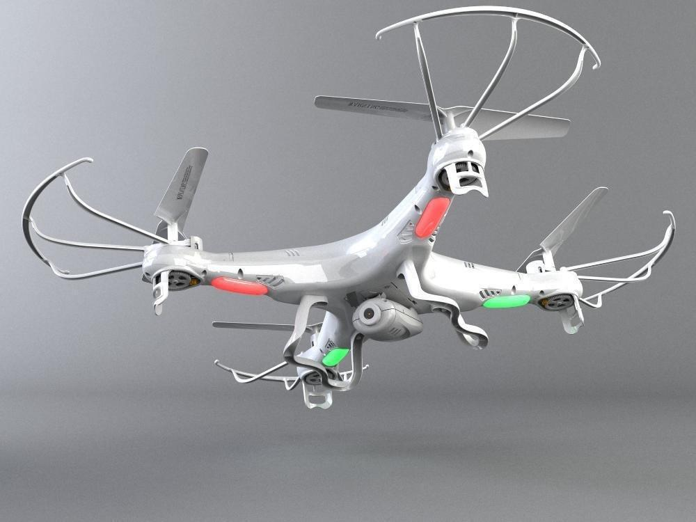 X5C-1 6-Axis Gyro Quadcopter Drone