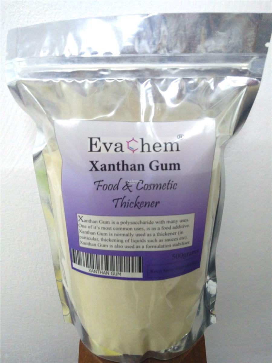 Xanthan Gum (Food & Cosmetic Thickener) - 500grams