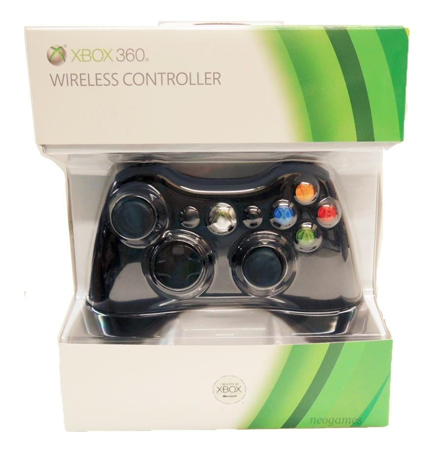 XBOX 360 WIRELESS CONTROLLER ORI