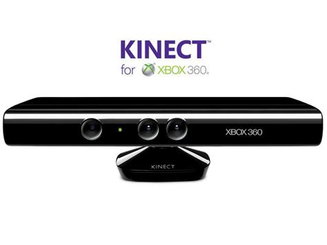 Xbox360 Kinect Sensor Set for Windows, Slim or Fat Console (Preowned)