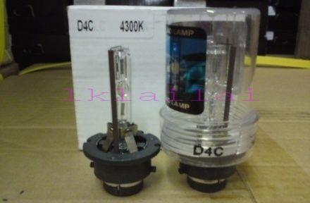 Xenon HID D2S/D4S Bulb All Colour per pair (4300K/6000K/8000K/10000K/1