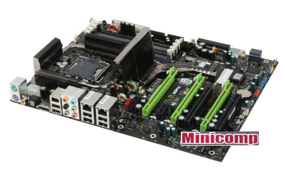 XFX nForce 790i Ultra SLI Intel 775 Mainboard / Motherboard