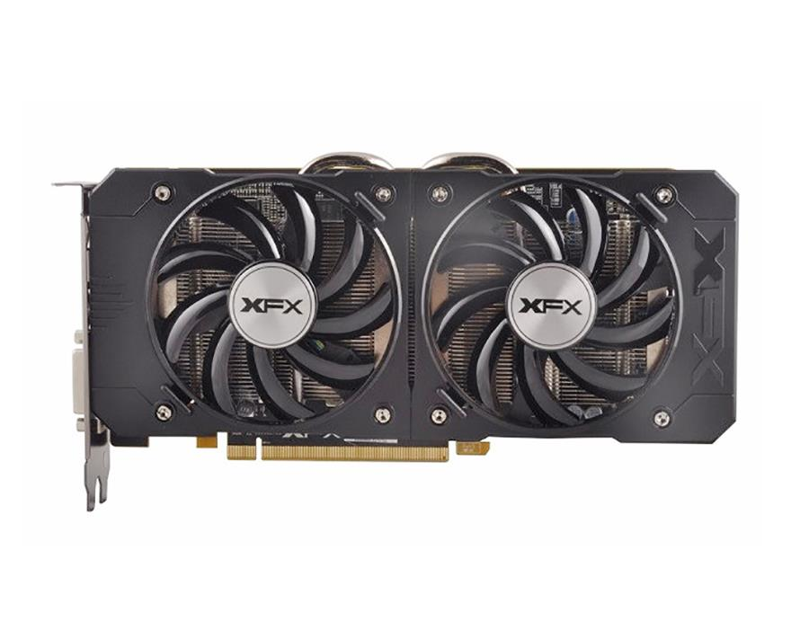 XFX Radeon R7 370 Double Dissipation Edition Graphic Card