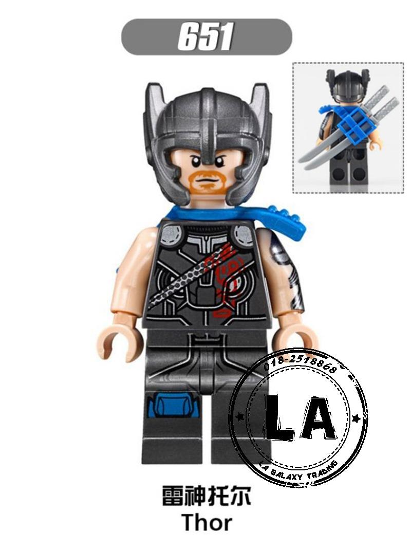 XH-651 THOR Mini figures Collection