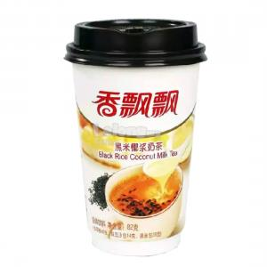 XIANG PIAO PIAO MILK TEA BLACK RICE COCONUT MILK FLAVOUR (1 CU..