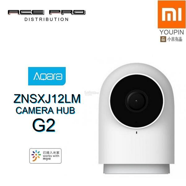 XIAOMI AQARA Camera Hub G2 - Multifunctional Gateway ZigBee CCTV IPCam