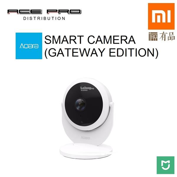 XIAOMI AQARA Smart Camera Gateway Edition - Security Hub & CCTV IP Cam
