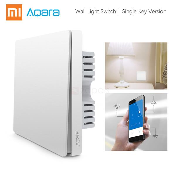 Xiaomi Aqara Smart Light Control One Key Wall Switch (ZigBee Version)
